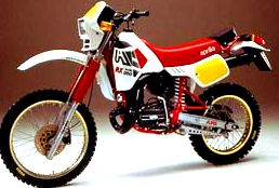 RX 250 Modell 1986
